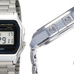 Reloj digital Casio A158WEA-1EF para hombre barato en Amazon