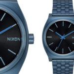 Reloj Nixon Time Teller All Blue/ Black Sunray 37 mm para hombre barato en Amazon