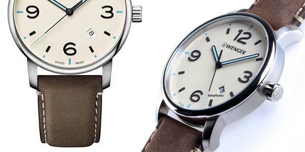 reloj de pulsera 01-1741-118 de diseño unisex con genial relación calidad-precio
