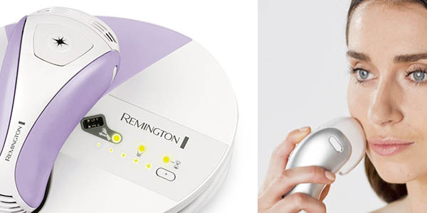 Remington IPL6785 i-Light depiladora de luz pulsada chollo