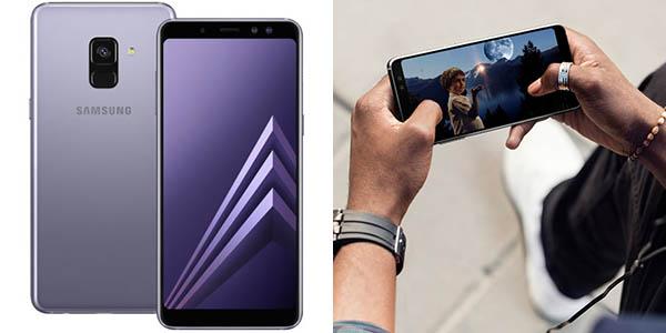 Smartphone Samsung Galaxy A8 2018 barato