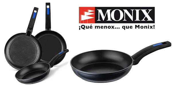 sartenes Monix Martín Berasategui baratas