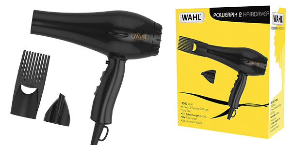 secador de pelo Wahl PowerPik2 ideal para conseguir volumen barato
