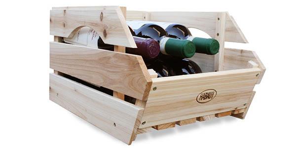 sistema de almacenaje vertical con cajas ideal para colocar frutas y verduras en la cocina oferta