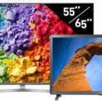 Smart TV LG 55SK8100PLA o Smart TV LG 65SK8100PLA