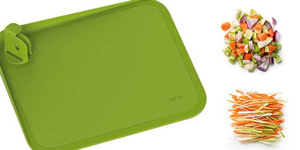 tabla de cortar alimentos Lékué en silicona a precio de chollo