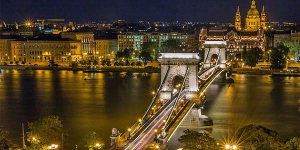 viaje corto a Budapest presupuesto low cost