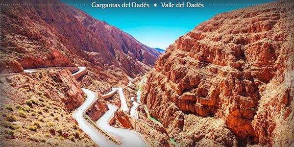 viaje organizado a Marruecos oferta noviembre 2018