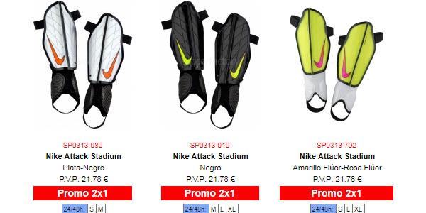 zapatillas y equipación técnica de fútbol Soccerfactory ofertas