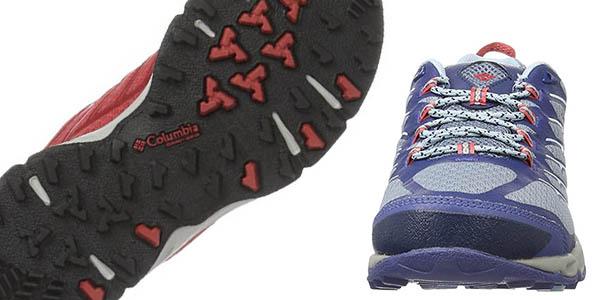 zapatillas de excursionismo Columbia relación calidad-precio