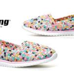 Zapatillas elásticas Mustang Tessell multicolor baratas en Amazon