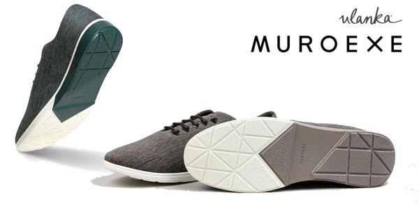 Zapatillas Muroexe Atom en color verde o marrón chollo en Ulanka