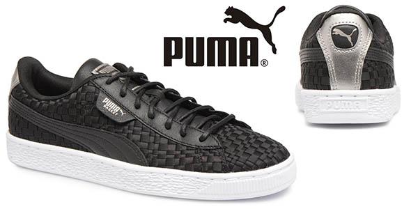 zapatillas Puma Basket Satin baratas