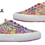 Zapatillas Superga Flowery para mujer baratas en eBay