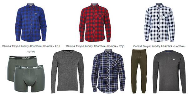 Zavvi promoción compra múltiple con ropa casual para hombre abril 2018