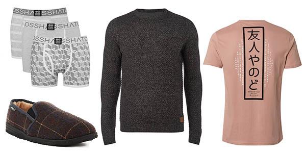 Zavvi promoción en ropa rebajada con descuento adicional abril 2018