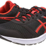 Asics Patriot 9 en color negro
