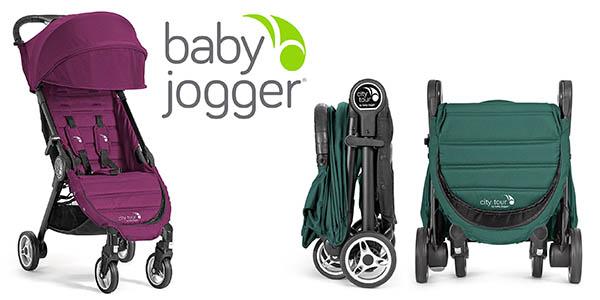 Baby Jogger City Tour sillita de paseo plegable de viaje barata
