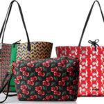 Bolso shopper reversible 3-en-1 Desigual Lola Patch para mujer barato en Amazon
