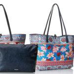 Bolso shopper 2-en-1 Desigual Aria para barato Capri barato en Amazon