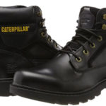 Botas Caterpillar Stickshift en color negro para hombre baratas en Amazon