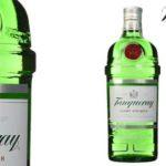Botella Ginebra Tanqueray London Dry Gin de 1L barata en Amazon
