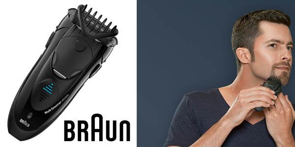 Braun MG5050 recortadora para barba y pelo barata