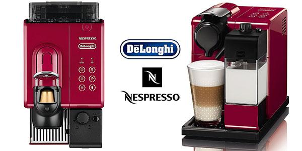 Cafetera Nespresso DeLonghi Lattissima Touch barata