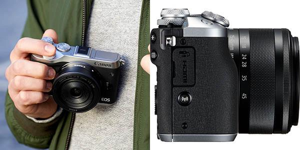 Cámara EVIL Canon EOS M6 de 24.2 MP en eBay