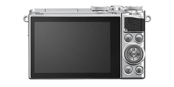 NIKON 1 J5 de 20 MP con pantalla táctil