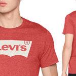 Camiseta Levi's Housemark Graphic Tee de manga corta para hombre barata en Amazon