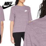 Camiseta Nike Women's Sportswear Advance 15 Top de manga corta para mujer barata en Amazon