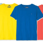 Camiseta Tommy Hilfiger AME Original para niños en 4 colores barata en Amazon