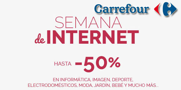 Carrefour Semana Internet 2019
