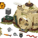 Chollo Cabaña de Yoda de LEGO Star Wars