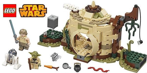 Chollo Cabaña de Yoda de LEGO Star Wars