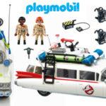 Chollo Coche Ecto-1 de los Cazafantasmas de Playmobil