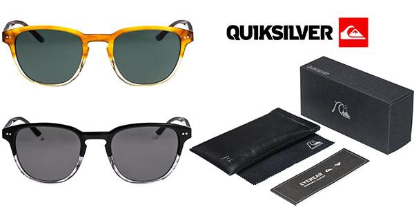 02b99ce16a Chollo Gafas de sol Quiksilver Dark Signal con protección UV para hombre