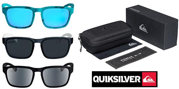 Chollo Gafas de sol Quiksilver Stanford de policarbonato con protección UV