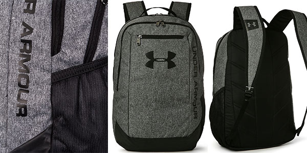 Chollo Mochila Under Armour Hustle LDWR gris