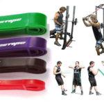Chollo Pack Bestope de 4 bandas elásticas de fitness
