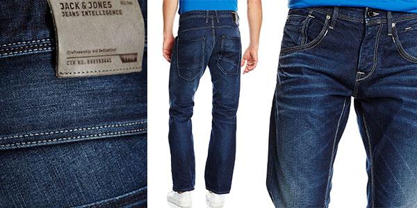 Chollo Pantalones vaqueros Jack & Jones boxy leed mejor precio