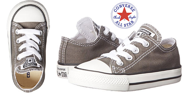 Chollo Zapatillas Converse All Star infantiles