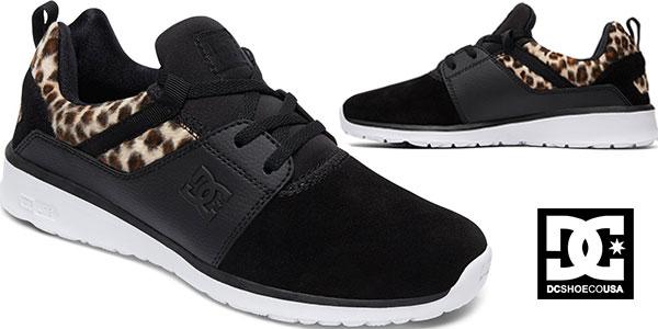 5599d457be5 Chollo Zapatillas DC Shoes Heathrow Animal para mujer por sólo 29