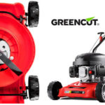 Cortacésped de tracción manual Greencut GLM660S de gasolina barato