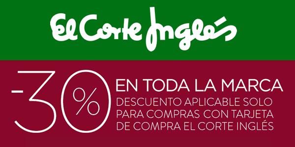 0c6f8926f146 ATENCIÓN: Venta privada en El Corte Inglés con -30% de descuento ...