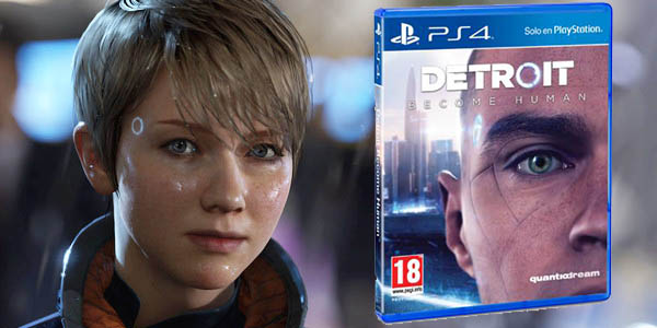 Detroit: Become Human para PS4