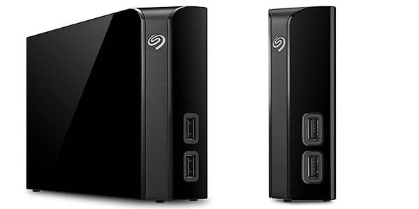 Disco duro externo Seagate Backup Plus Hub de 8TB barato