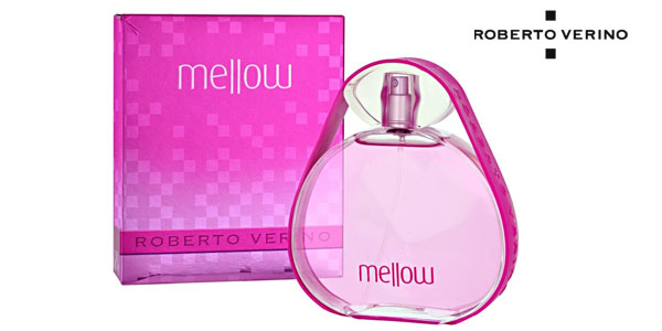 Eau de toilette Verino Mellow vaporizador de 90 ml barato en Amazon