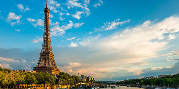 escapada a París barata mayo 2018